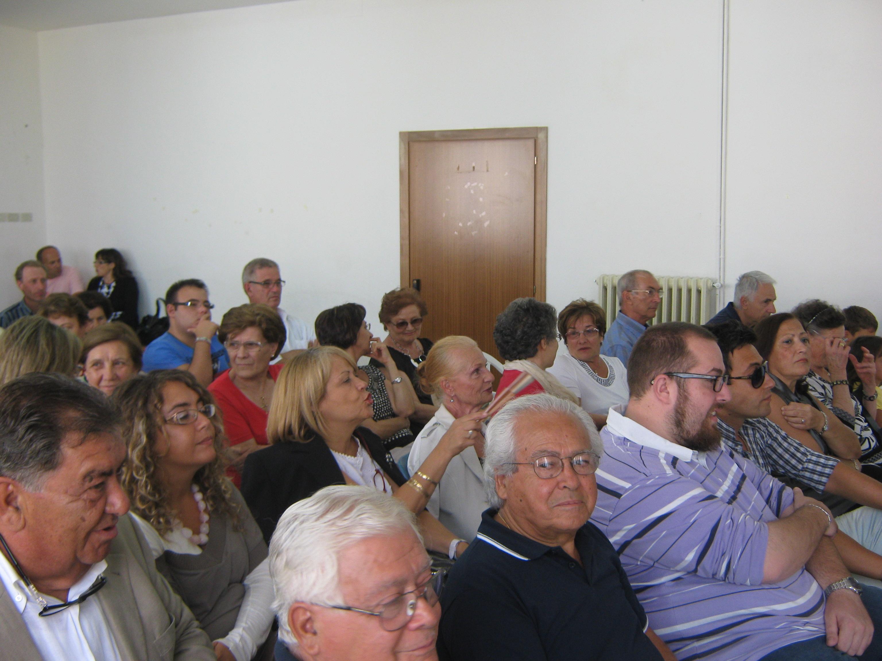 Foto della sala